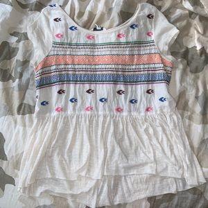 AE tribal shirt